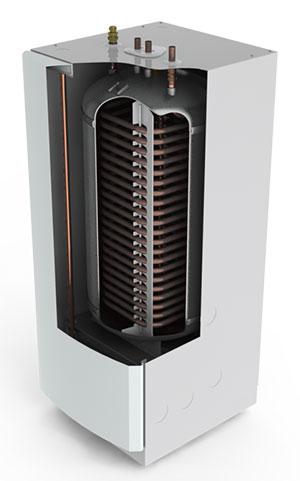 Varmvattenberedare effekt